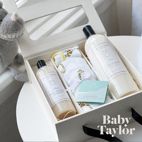The laundress Baby X aden+anais 联名礼盒