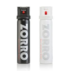 ZORRO 佐罗防护用喷雾 两色/自卫/车载防护用喷雾