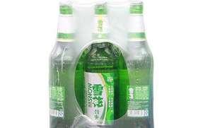 雪花塑包9.5°500ml 9瓶整箱装