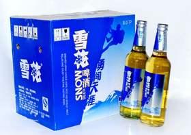 雪花勇闯天涯箱装 12瓶整箱
