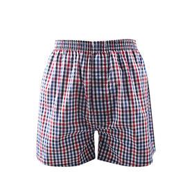 男士基础款阿罗裤夏天外穿薄款透气宽松纯棉平角阿罗