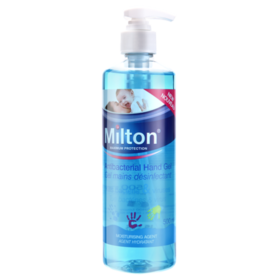 妙儿康milton婴儿儿童洗手液宝宝消毒杀菌用品泡泡免洗泡沫消毒液