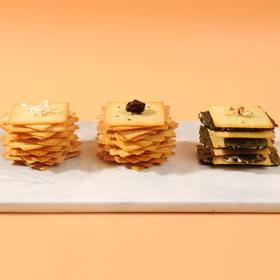 HONlife|好麦多 脆薯饼干 精选土豆 咸香薄脆 膳食纤维28%