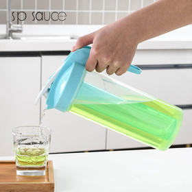 【冰棒设计 迅速降温】密封冷水壶 高强度耐冷 耐热 开水直倒不变形
