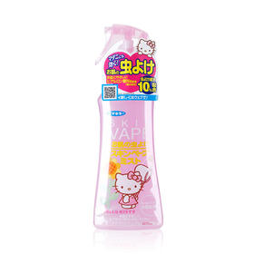 【国内贸易】日本vape驱蚊喷雾hellokitty限量款