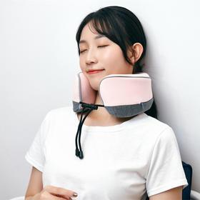 """二分之一护颈枕  一款""""硬""""的护颈枕  真正保护颈椎  安稳睡眠 旅行枕  午睡枕 靠枕"""