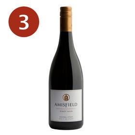 【3号酒】中央奥塔哥-艾菲黑比诺红葡萄酒 Amisfiled Pinot Noir 2014
