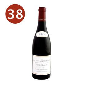 【38号酒】跨境直邮 -勃艮第-2013年格里约酒庄热夫雷-香贝丹小教堂干红葡萄酒