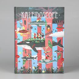 Kaleidoscope 缤纷视界 看得见故事的插画设计插画书籍