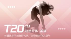 T20™ 动感纤体・基础