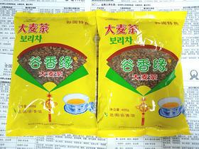 谷香缘 颗粒大麦茶 400g*6袋 包邮