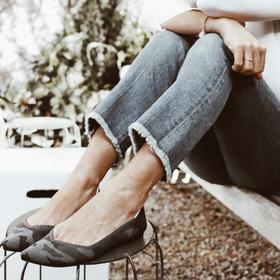 【INS爆款 夏天必备 百搭清凉透气单鞋】3D飞线编织女鞋 无碳环保材料 精致设计显腿瘦 怎么折也不会坏 可机洗多色可选