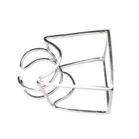 陈太阳S/S18《游戏钻石系列·大方块》戒指手工限量首饰