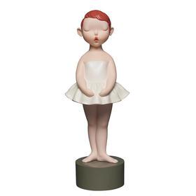 李伟&刘知音《小星星》限量版雕塑