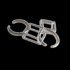 陈太阳S/S18《游戏钻石系列·在一起》戒指手工限量首饰