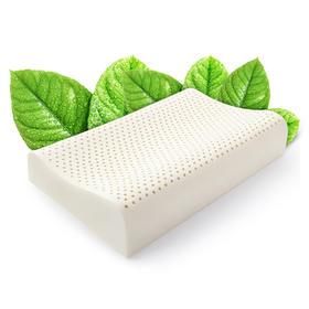 【国内贸易】泰国TAIHI天然乳胶枕头高低平面款