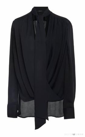DEREK LA*✨19年春夏新款 系带长袖上衣
