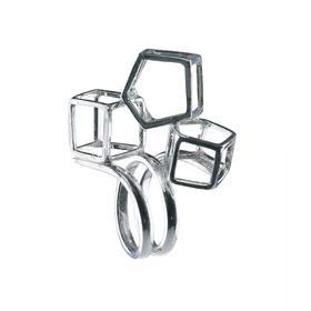 陈太阳S/S18《游戏钻石系列·你赢了》戒指手工限量首饰