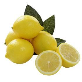 安岳黄柠檬青新鲜水果当季柠檬带箱6斤现摘