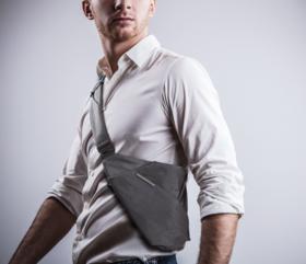 【新品首发】NIID斜挎包 三代升级立体防盗速取胸包 隐形功能分区新品特惠