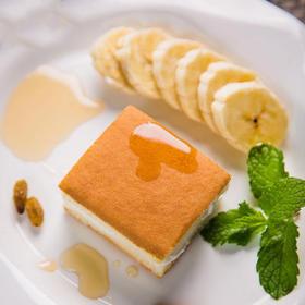 【包邮】香蕉牛奶蛋糕500g/箱 | 营养早餐 休闲零食糕点 高颜值蛋糕