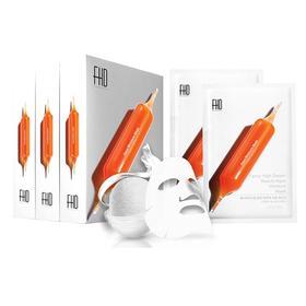 韩国FHD血橙面膜蛋蛋补水保湿睡眠修护舒缓收缩毛孔紧致男女30片/盒