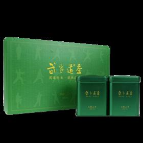 【2019年新茶】太极云芽(太极十八式)特级绿茶150g/提丨75g/盒*2盒丨茶叶