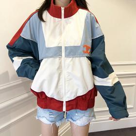 19 SS chane* 中古系列拼接多色夹克外套®️ 又是一款超稀有产物 🤩 唯有80'年代小香中古系列才有经久不衰的时尚感和潮流感