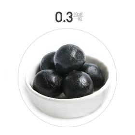 用枫糖浆做的纯素芝麻丸,一家大小都适合吃!