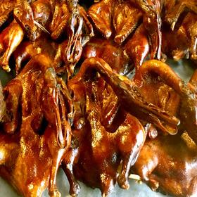 板鸭/花椒鸭  一只(每只重量不少于2.5斤)
