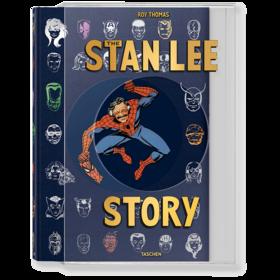 【绝版 Stan Lee 签名纪念版】斯坦李的故事(全宇宙仅剩最后 1 本)
