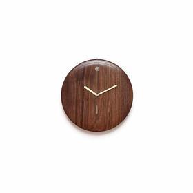 张子翰/徐璐 Float Clock-《浮时》钟 木头/金属时钟