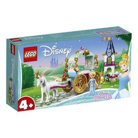 乐高(LEGO)积木灰姑娘的梦幻马车之旅