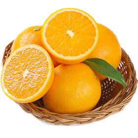 正宗赣南橙子赣南夏橙五月红新鲜橙子当季水果10斤包邮