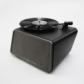 HYM (Beyond)限量联名黑胶唱片机音箱音响 黑色