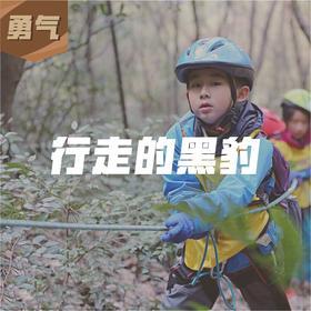 『丛林穿越』行走的黑豹【崇文书院幼学园专场】