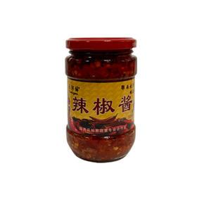 【农家风味】天河缘辣椒酱300g瓶装