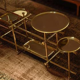 陈大瑞 艺术铜桌