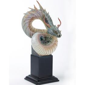 高木アキノリ夔蛇- 限定版 雕塑