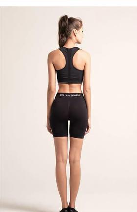澳洲YPL新品美肩爆乳运动背心美背聚胸运动背心A款