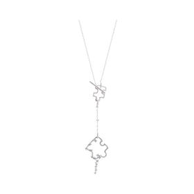 AS.FAERIE 「人生拼图」系列 挂链项链  Puzzle Necklace