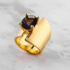 娜茉 永恒之光戒指 艺术首饰