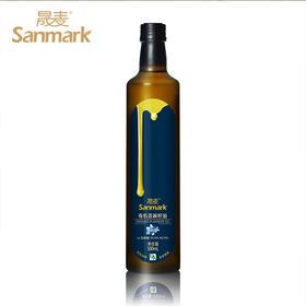 「晟麦有机亚麻籽油」补充α-亚麻酸 有机认证 500ml