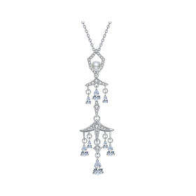 「冰雪挚爱」系列 冰雪挚爱项链 The Frozen Love Necklace