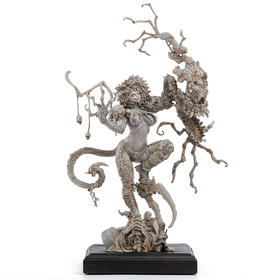 塚田貴士 NINA DOLONO收藏限量版 雕塑