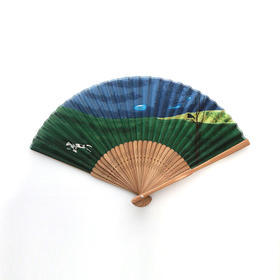 常玉艺术折扇系列