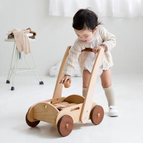 【为思礼】【墨小小 协助宝宝学步和拓展运动能力】学步车 (含30粒大积木)