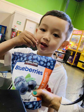 澳洲Costco蓝莓干567g纯天然 无添加 儿童健康零食
