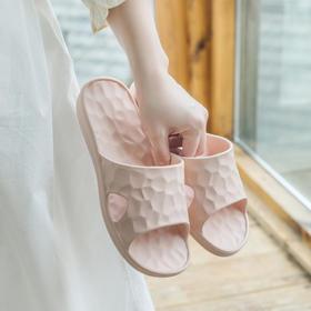 【  防臭の拖鞋】宾卡加 BIKAGA EVA防臭防滑拖鞋 菱格设计 按摩减压气垫