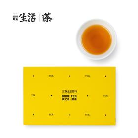 1件95折2件88折 | 黑茶 | 高海拔古树金花黑茶·茶砖200g (年份2015)